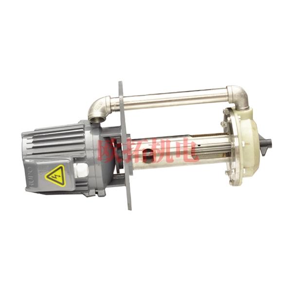三相不锈钢砂泵系列(ADB-80-1/ADB-100-1)
