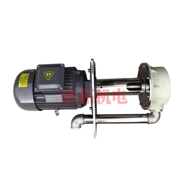 杭州三相不锈钢砂泵系列(ADB-400-1)
