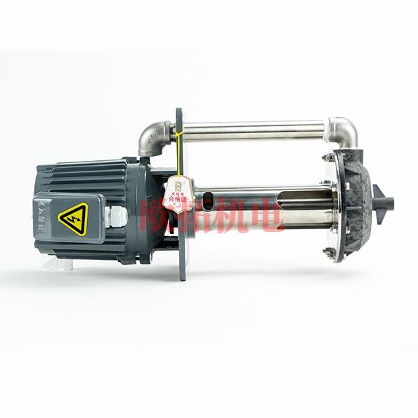 浙江三相不锈钢砂泵系列(ADB-80-1/ADB-100-1)