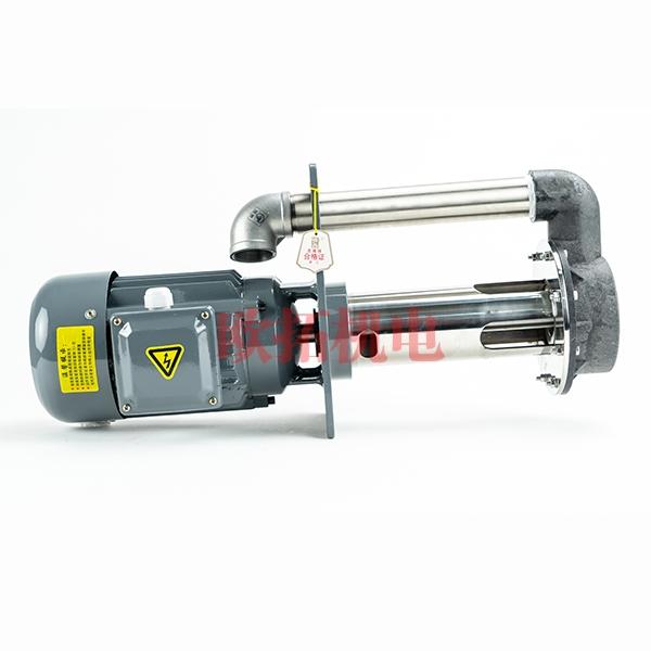三相不锈钢砂泵系列(ADB-230-1)