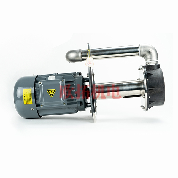 三相不锈钢砂泵系列(ADB-400-1)
