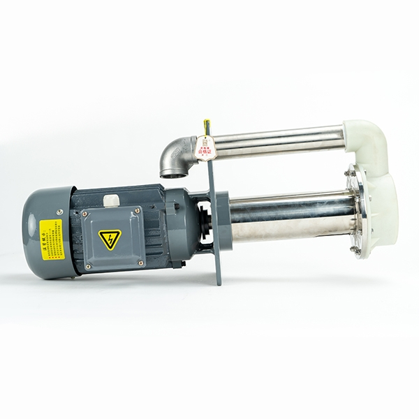 三相不锈钢砂泵系列(ADB-250-2A)