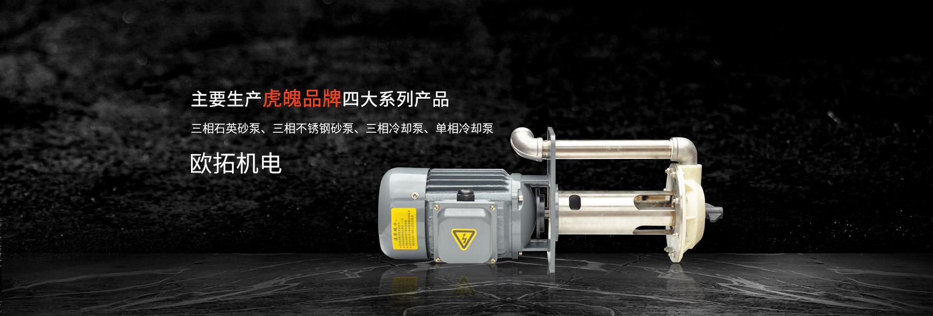 不锈钢砂泵